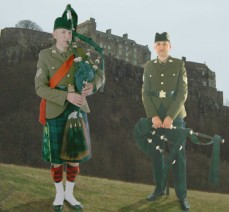 Argyll & Sutherland Highlanders no2 dress